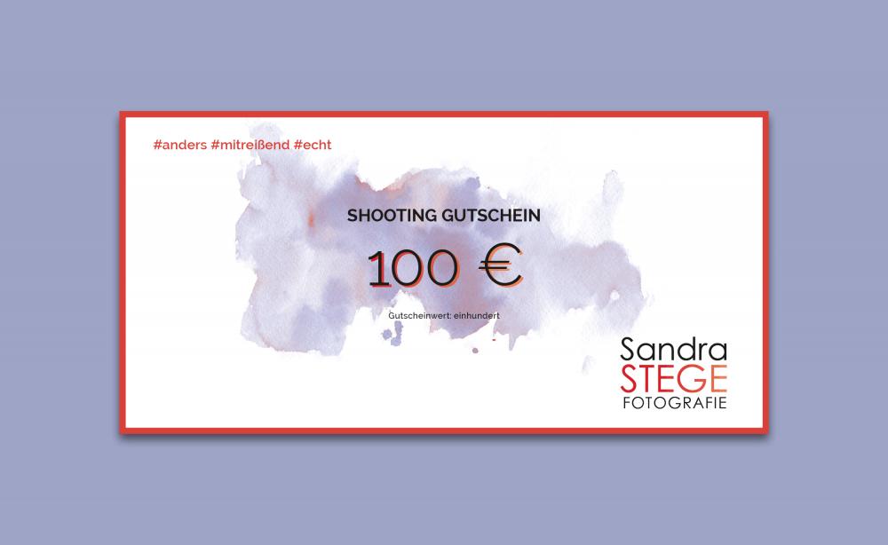 100€ Gutschein- Sandra Stege Fotografie Osnabrück