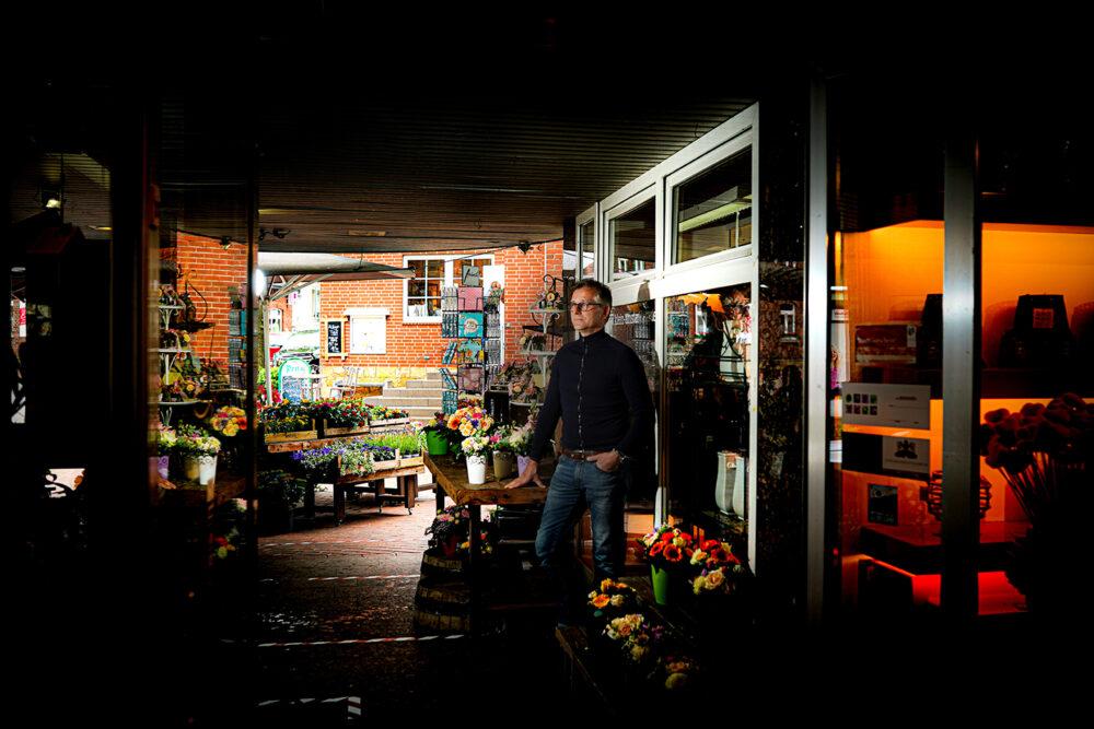 Klein Amsterdam/ Frits Pronk/Silence-Projekt